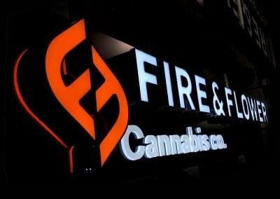 Fire & Flower Cannabis Co