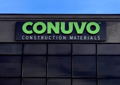Conuvo Construction Materials