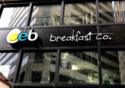 OEB Breakfast